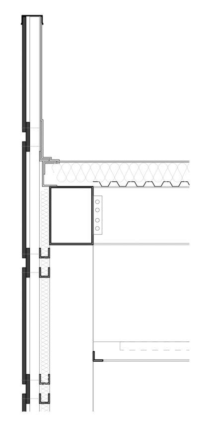 Corten wall 3 #arquitectura #dibujos #secciones #detalles #secciones constructivas