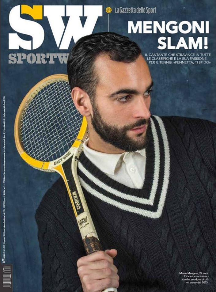 Sportweek, settimanale de La Gazzetta dello Sport, 23 gennaio 2016