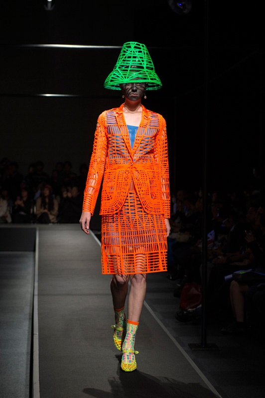 Anrealage RTW Spring Summer 2013.  Hilarious.