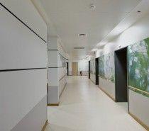 Ideal für Krankenhäuser – Die Lindner Brandschutzunterdecke LMD F 30 Typ 8 mit hygienischem Eignungsnachweis