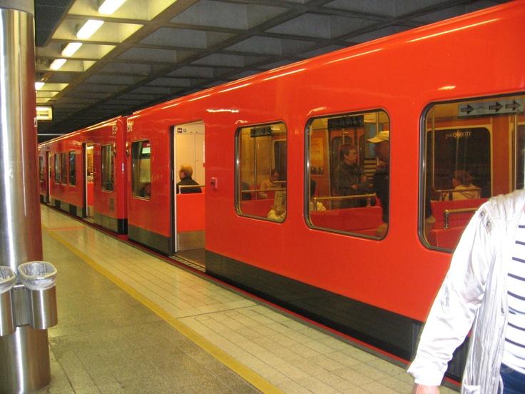 Helsinki has amazing public transit system.
