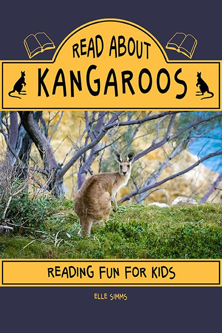 Get ready for some hopping, Down Under action... get ready to Read About Kangaroos, Australia's most famous animal! Read About Books are educational children's books designed to inspire your young reader to learn about their favourite subjects while practicing their reading skills. This Read About Kangaroos book is a suitable reading level for grades 1-3, however this book will appeal to younger kangaroo lovers as well. KINDLE e-book available.  GET YOUR COPY NOW! Click the picture!