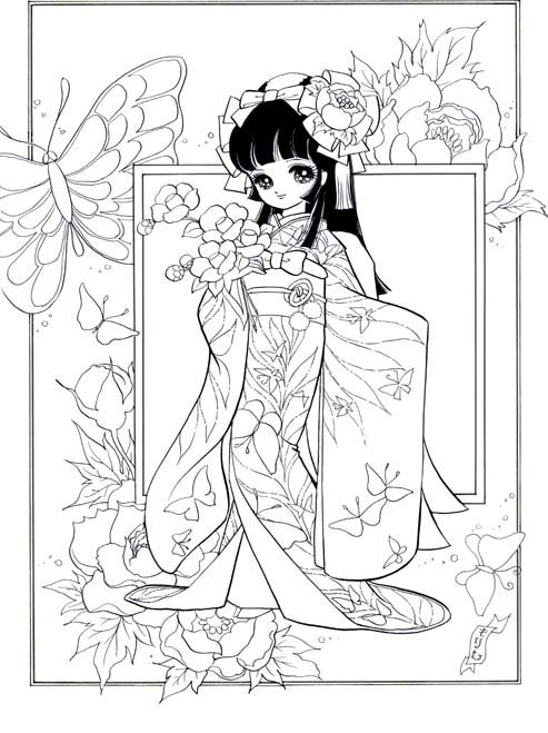 1278 best Coloring images on Pinterest | Coloring books, Vintage ...