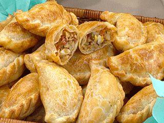 Empanadas imitación pollo   Recetas   Utilisima.com
