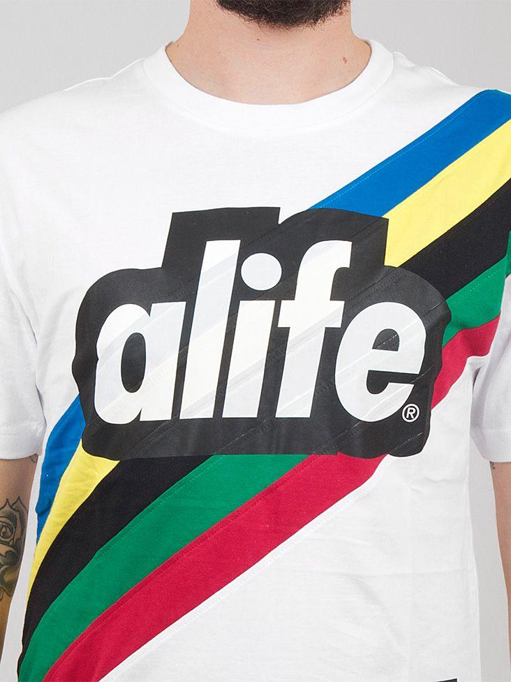 ALIFE 99631 CHAMPION TEE T-SHIRT MANICA CORTA WHITE € 37,00 MORE INFOS: https://www.moveshop.it/it/alife/t-shirt-manica-corta/champion-tee-12685