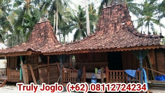 Truly Joglo Kudus is your ONE STOP SOLUTION for your Joglo & other wooden house types for your home, villa, hotel or restaurant. Specialized in recycled teak supply and carved Joglo. Info & Inquiry: Telp/Whatsapp: (+62) 08112724234 Facebook: Arif Joglo Java Bali email: Truly.Arifsuryanto@Gmail.com Www.trulyjoglohouse.blogspot.co.id Worldwide shipping, handling & installation since 1997