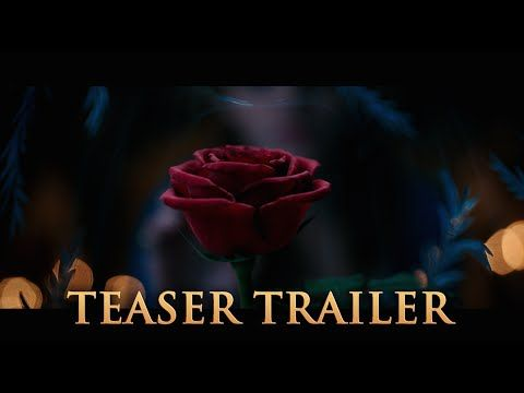 Disney's Live Action Beauty and the Beast Teaser Trailer