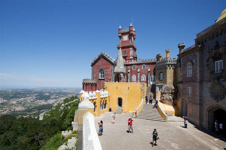 Palácio da Pena descrito como local de um conto da Disney