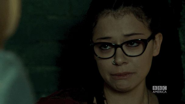 """Although, things don't look much better for Alison or Cosima, tbh. 