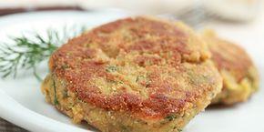Croquetas de jurel al horno | Recetas de Cocina - cocinar facil online