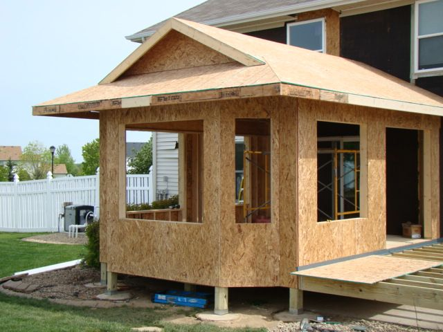 257 best images about framing additions and general for 2 season porch