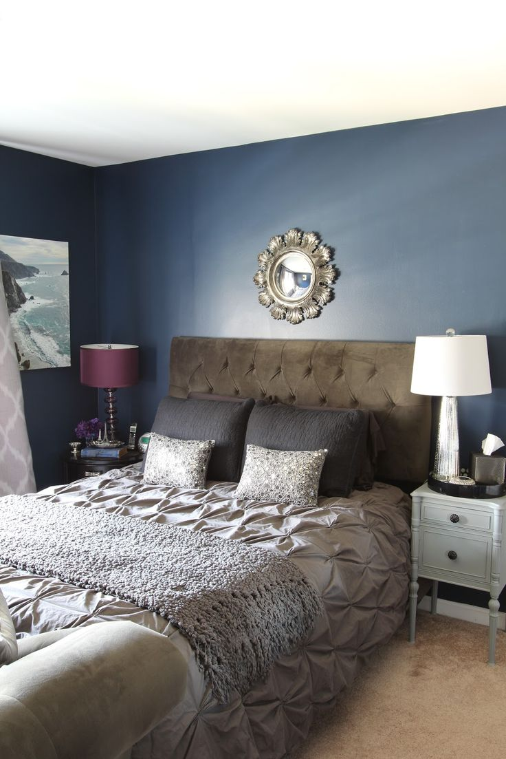 Best 25 Indigo bedroom ideas on Pinterest  Navy bedrooms