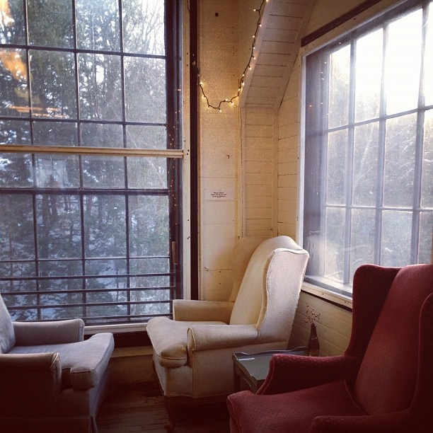 lo, in the morning blog: Window