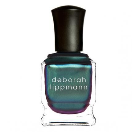 The 10 Prettiest Winter Nail Polishes - Deborah Lippmann Nail Color in Dreamweaver from #InStyle