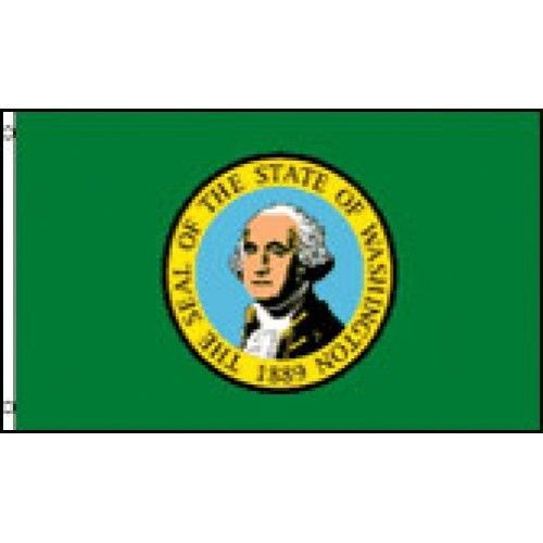 washington state traditional flag