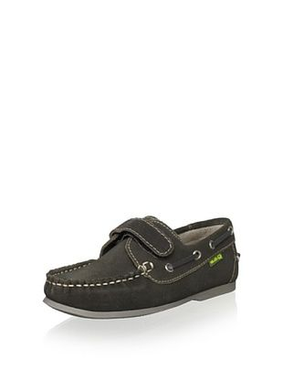63% OFF W.A.G. Kid's Boat Loafer (Gray)