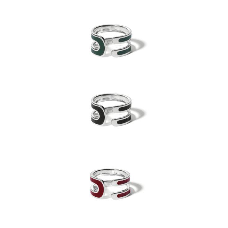 U collection silver rings !  www.b-tal.com