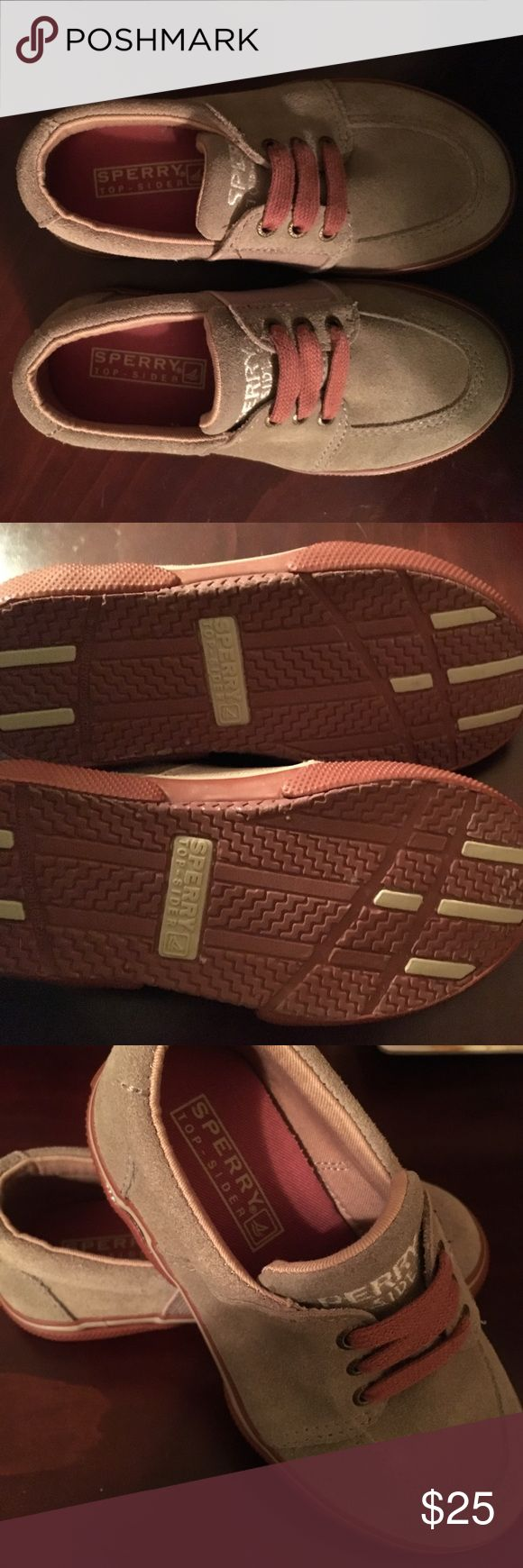 Boys Sperrys Perfect used condition! Sperry Top-Sider Shoes Dress Shoes
