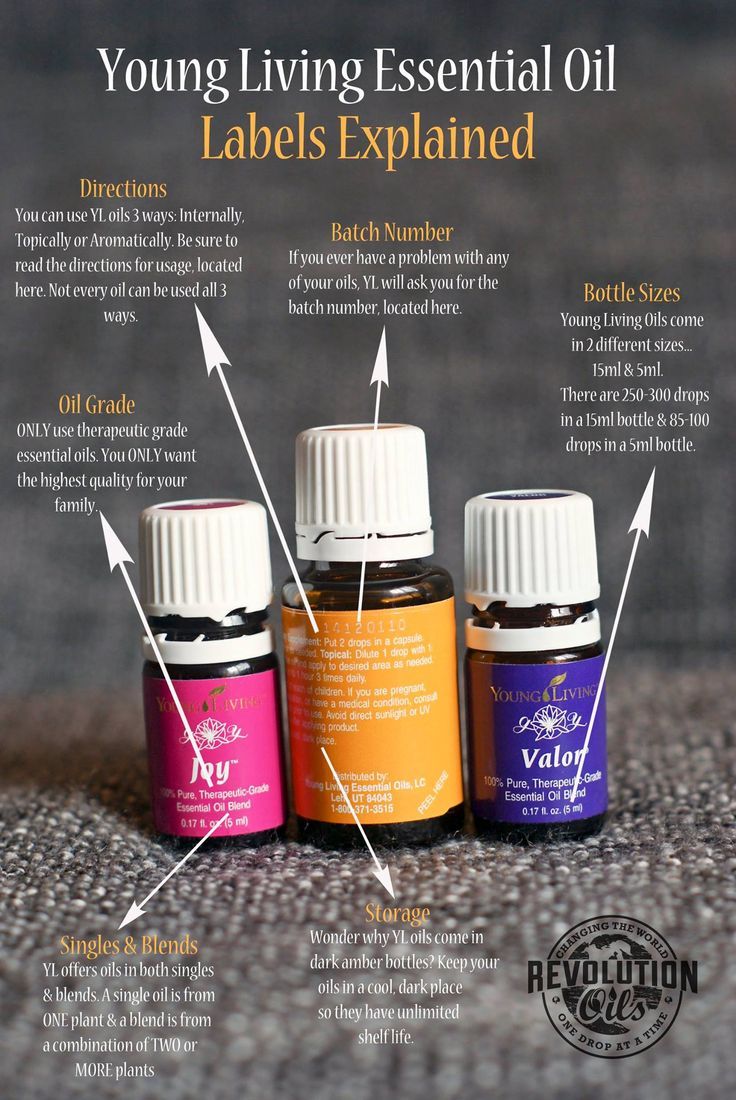 Oil Young Living