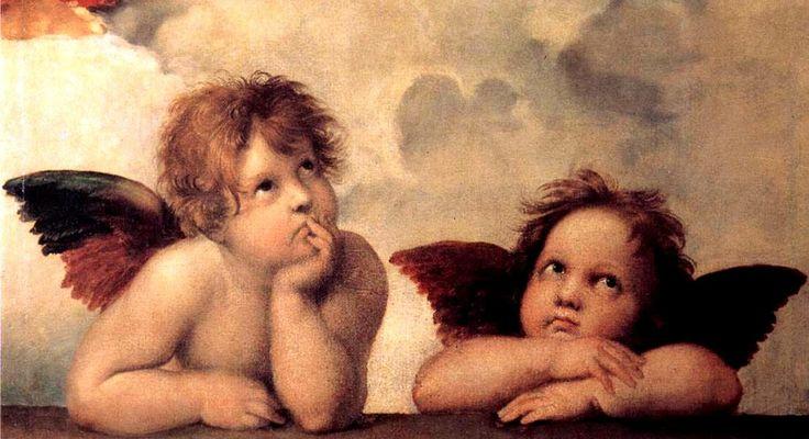 Les anges dans l'art