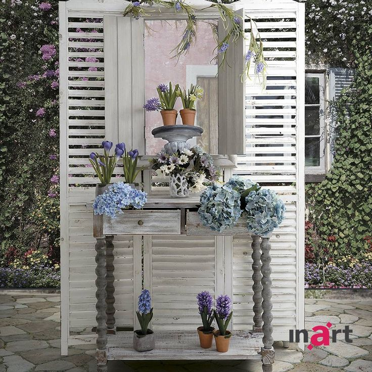A window to the dreamiest of worlds. It's called #inartLiving www.inart.com