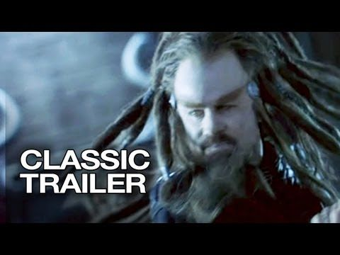 Battlefield Earth (2000) Official Trailer #1 - John Travolta Movie HD; TOP 10 MOVIE FLOPS