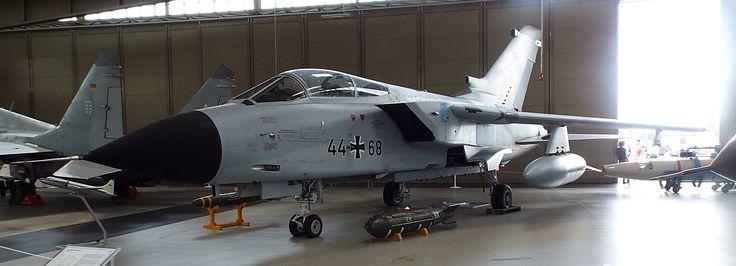 Panvia PA 200 Tornado IDS 1974 Luftwaffe Museum Gatow Berlin