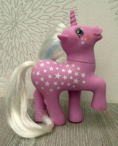 vintage g1 mon petit poneymy little pony milky way licorne 1987 from anothermoonvintage shop pinterest milky way shops and vintage