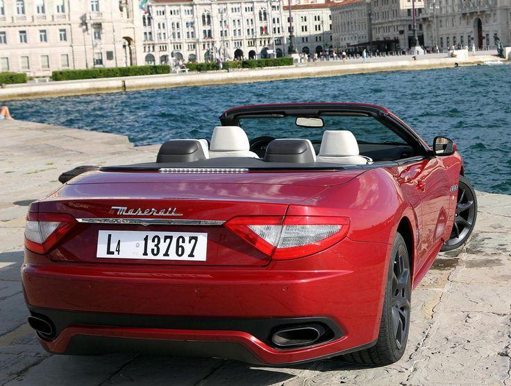 GranCabrio Sport Maserati cost - http://autotras.com