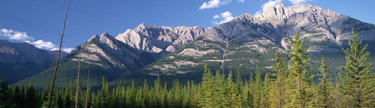 Alberta's tourism industry dates back to 1885 when a large area of scenic wilderness in the Canadian Rocky Mountains was set aside as Banff National Park.