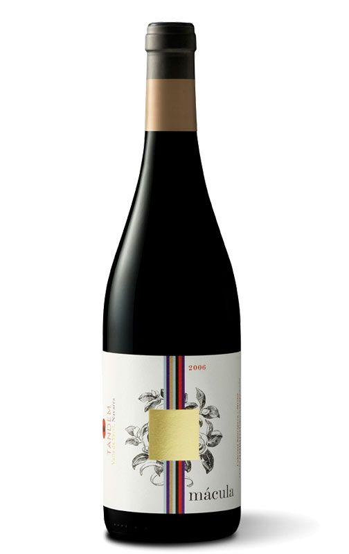 """Mácula, que en latín significa """"mancha"""" se interpreta en este vino como recuerdo o sensaciones imborrables"""