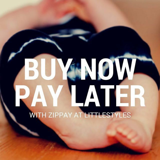 Don't forget, you can now buy online and pay later using zipPay at Little…