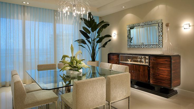 Interior-Design-Photography-Florida-condo-dining