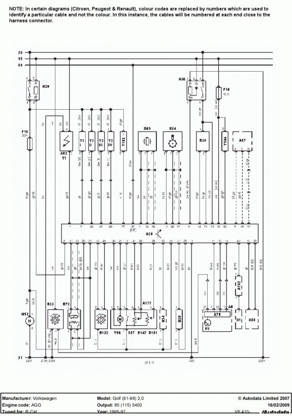 Mk3 Vr6 Engine Wiring Diagram and I{ Was Wondering Where I Can Obtain An  Ignition System | Vr6 engine, Ignition system, EngineeringPinterest