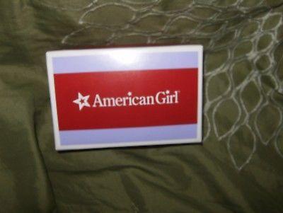 American Girl Garden Boots NEW In Open Box 2010