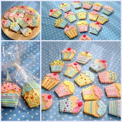 Cupcake cookies   Flickr - Photo Sharing!