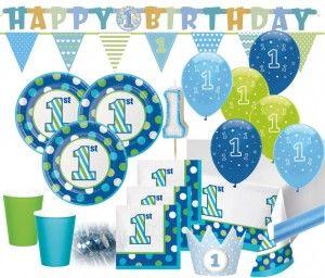 24 best Erster Geburtstag - 1. Geburtstag Junge images on ...