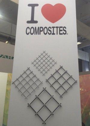 ROCKMESH® preukázaná pri JEC Composites