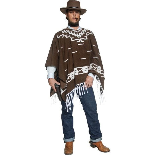 Authentic Western Wandering Gunman Costume