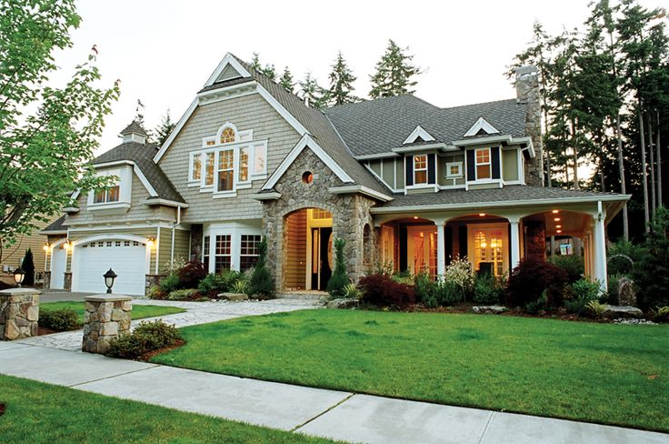 House Plan 071d 0194 Craftsman Style Craftsman And