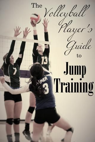 How to Increase Your Vertical Jump with Volleyball Workouts - The Dig – My Little Athlete