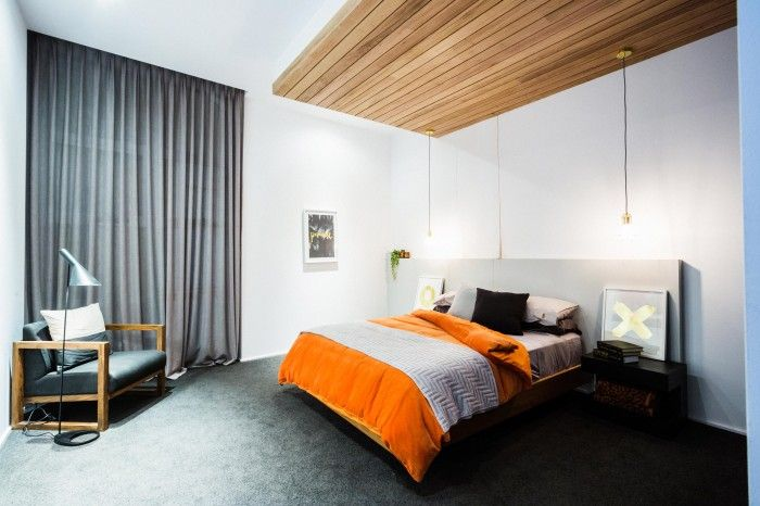 The Block Glasshouse – Bedroom and Study reveal