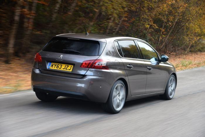 Peugeot 308 hatchback 2013 pictures | 2 | Auto Express