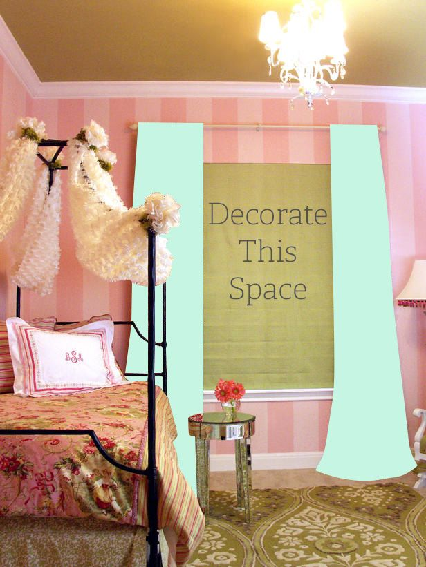 Decorate This Space Pick The Right Curtains Bloghgtv