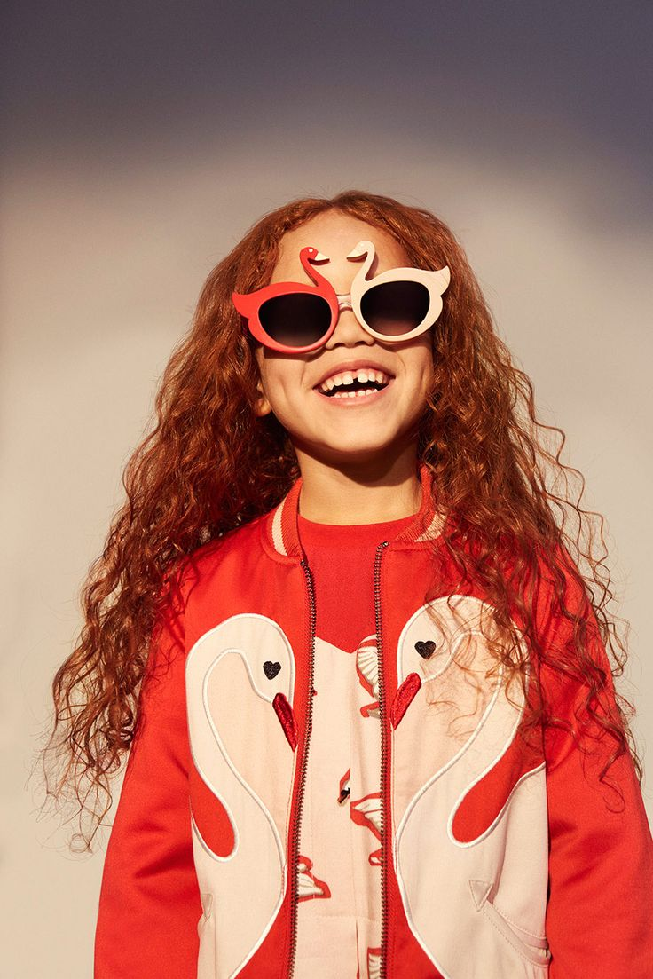 New collection by Stella McCartney Kids !!!  #Stellakids is back for the new season, full of magical patterns and colors!!
