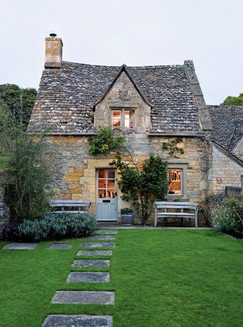 """inspiracje w moim mieszkaniu: Wiejski, angielski dom i kurs """"Angielska wioska"""""""