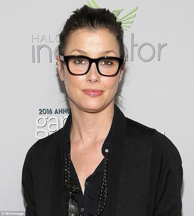 In hiding: Tom Brady's ex Bridget Moynahan was almost unrecognizable as she hit the Garden...