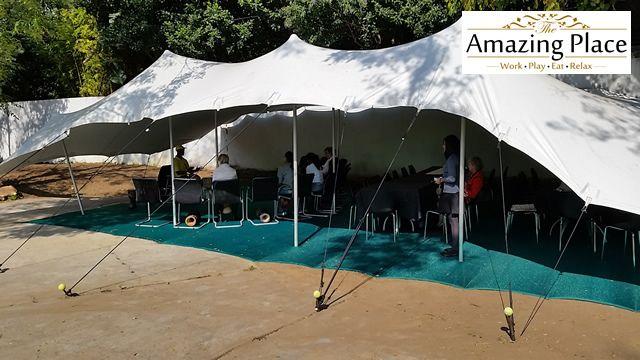 Bedouin Tent Conference Venue