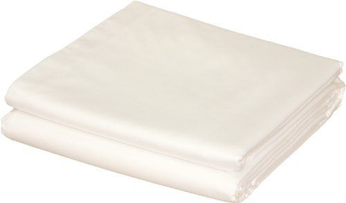 White Loft 420 Single Thread Cotton Duvet Cover, 104-Inch by 90-Inch, King, White by White Loft. $185.86. 104-Inch by 90-Inch, white. 100% Cotton. Hydrogen peroxide is the only cleaning agent used in manufacturing,creating a healthy, dye-free sleeping environment. High quality cotton will not pill, gives off minimal lint and has very little shrinkage over years of washing. Designed with ties on the insideto fasten perfectly to White Loft Silk Filled Comforters....