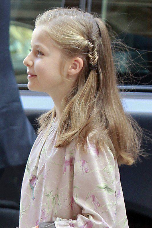 """ Princess Leonor's mini birthday spam  """